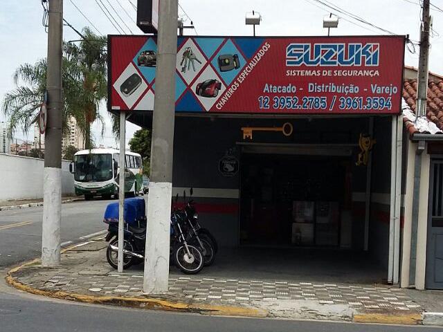 Chaveiro Suzuki em Jacareí